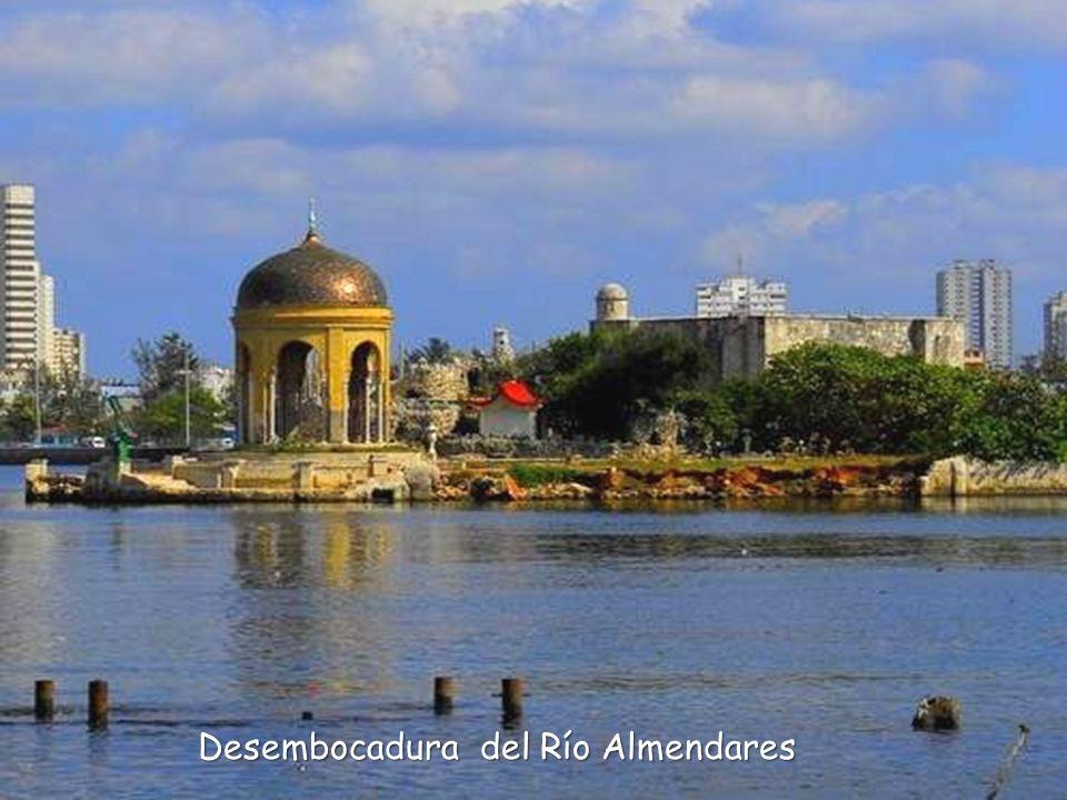 Desembocadura del Río Almendares