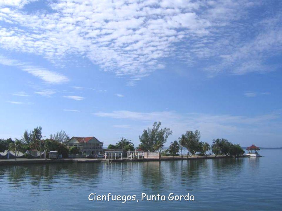 Cienfuegos, Punta Gorda