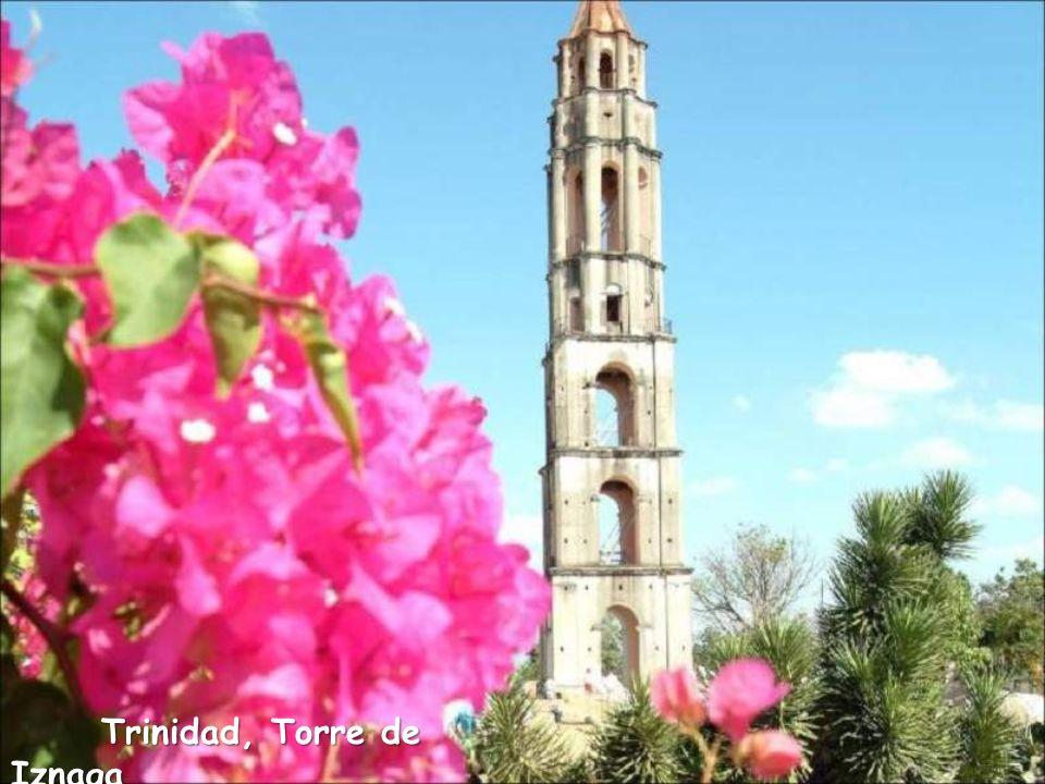 Trinidad, Torre de Iznaga
