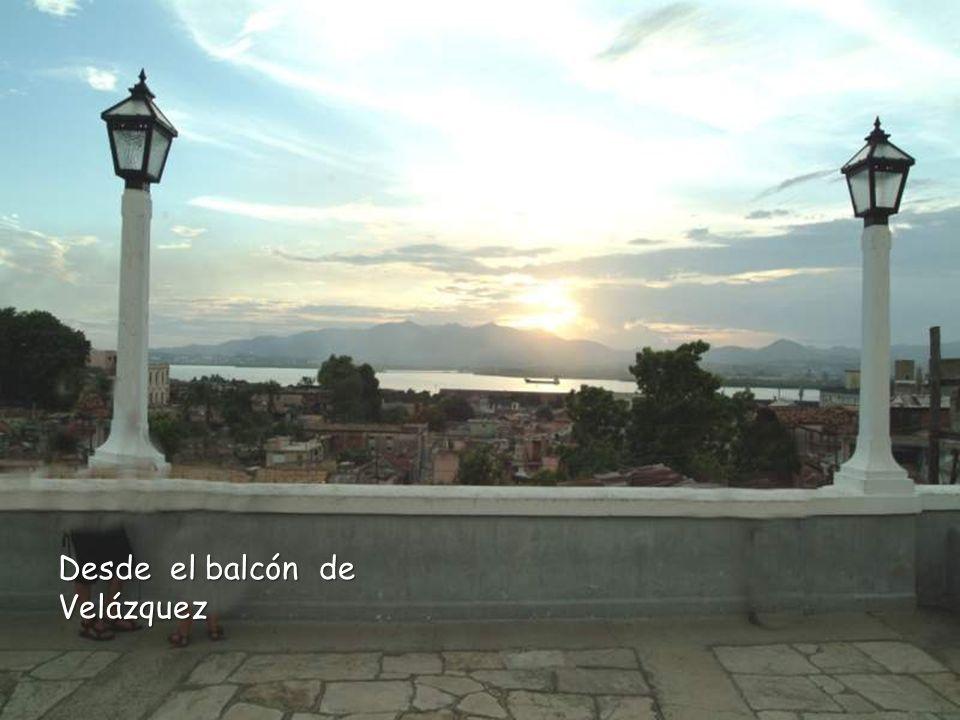 Desde el balcón de Velázquez