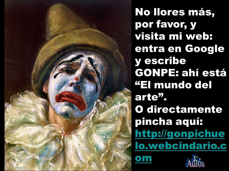 O directamente pincha aquí: http://gonpichuelo.webcindario.com