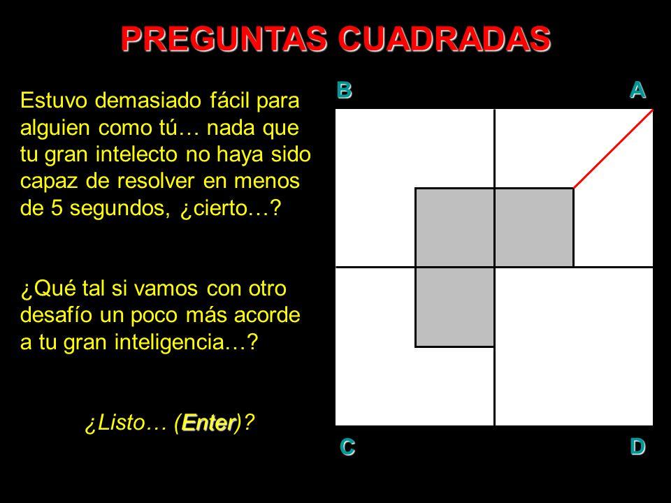 PREGUNTAS CUADRADAS B A