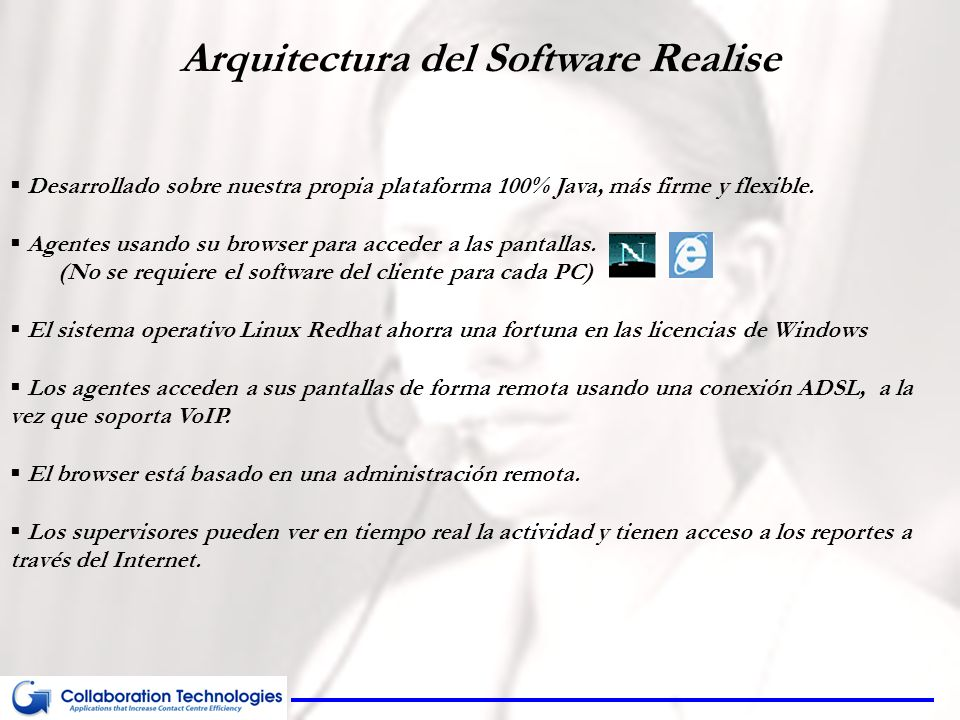 Arquitectura del Software Realise