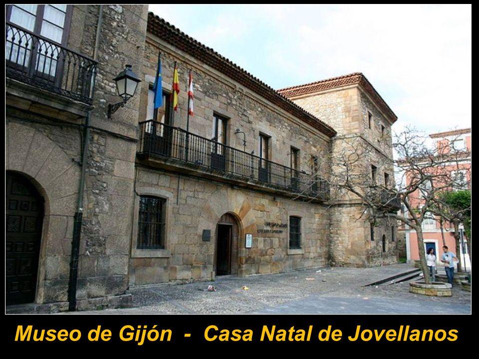 Museo de Gijón - Casa Natal de Jovellanos