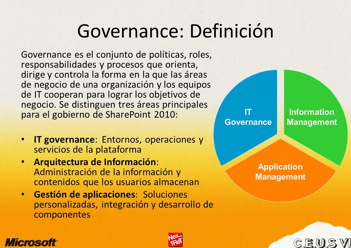 Governance: Definición