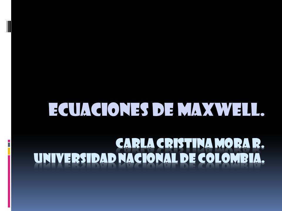 Carla cristina mora r. Universidad nacional de colombia.