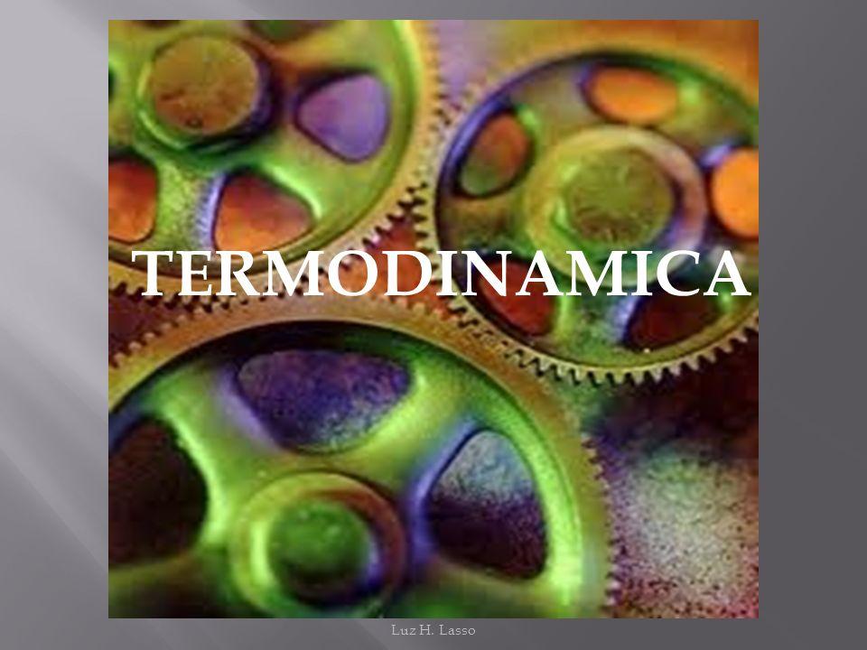 TERMODINAMICA Luz H. Lasso