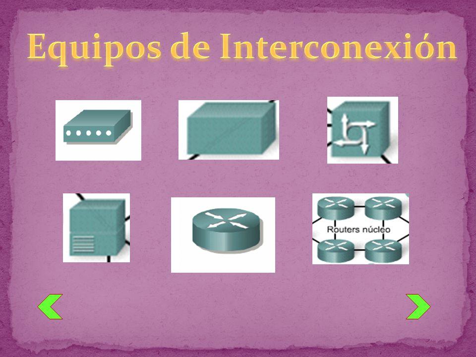 Equipos de Interconexión