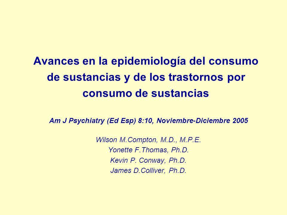 Am J Psychiatry (Ed Esp) 8:10, Noviembre-Diciembre 2005