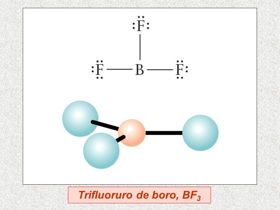 Trifluoruro de boro, BF3