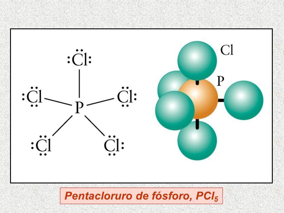 Pentacloruro de fósforo, PCl5
