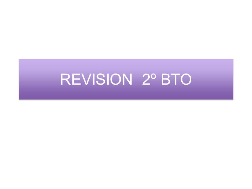 REVISION 2º BTO