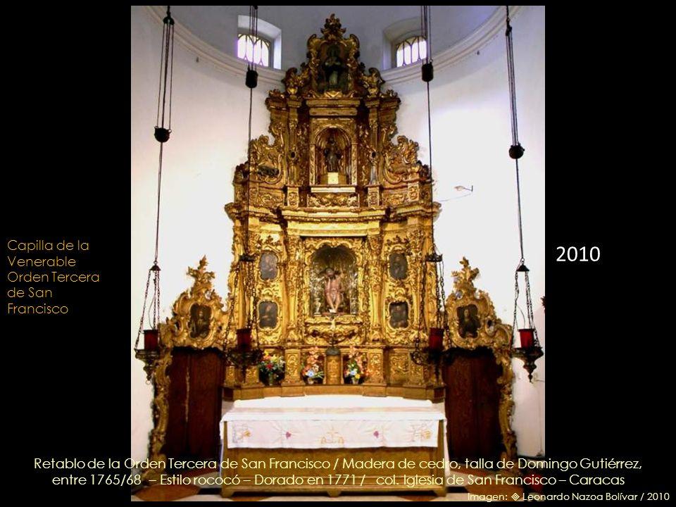 2010 Capilla de la Venerable Orden Tercera de San Francisco
