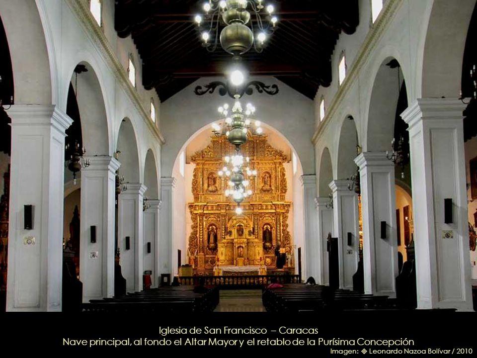 Iglesia de San Francisco – Caracas