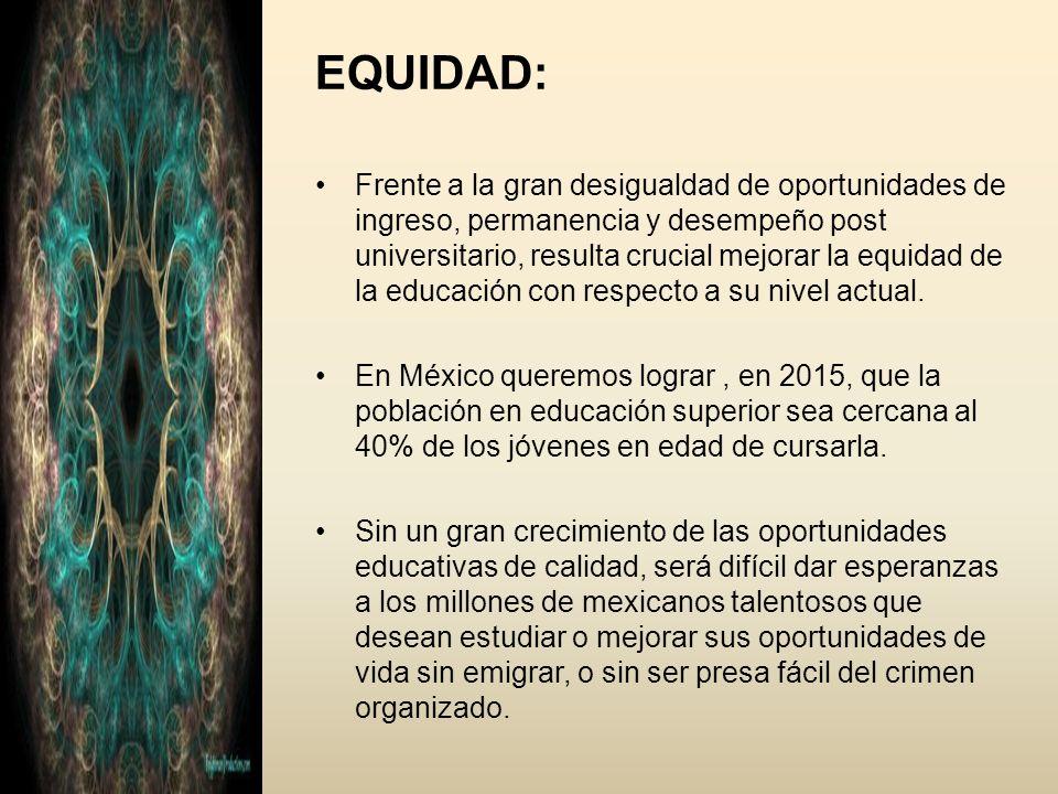 EQUIDAD: