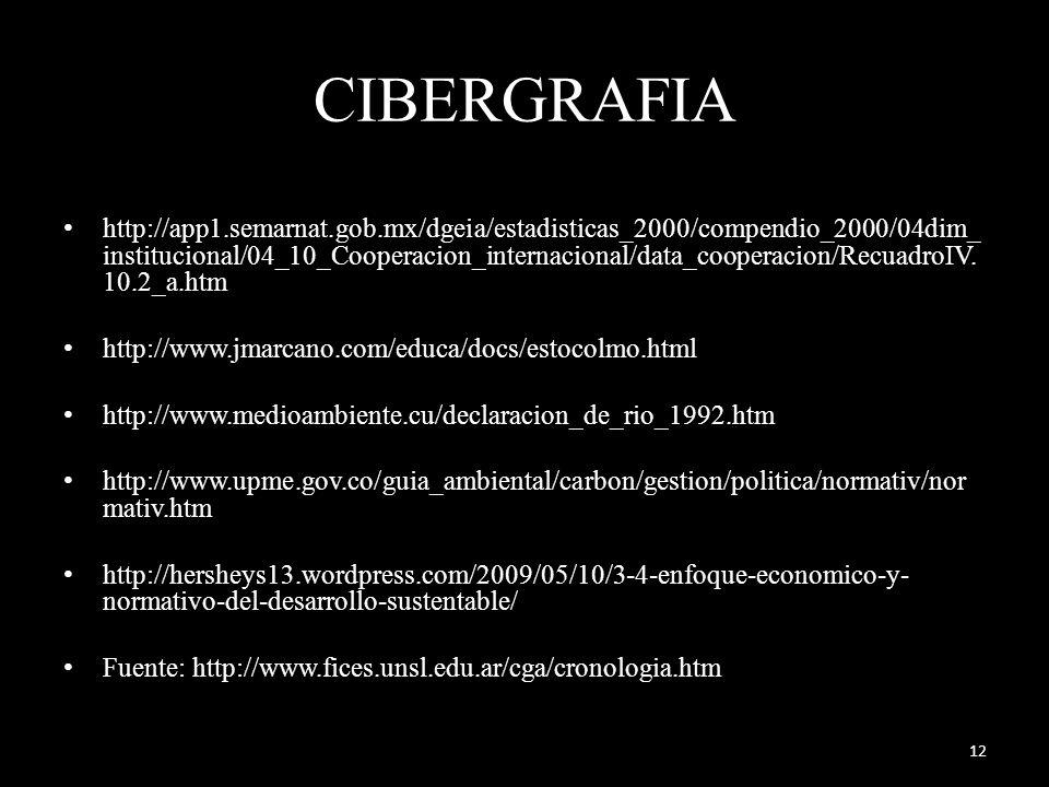 CIBERGRAFIA
