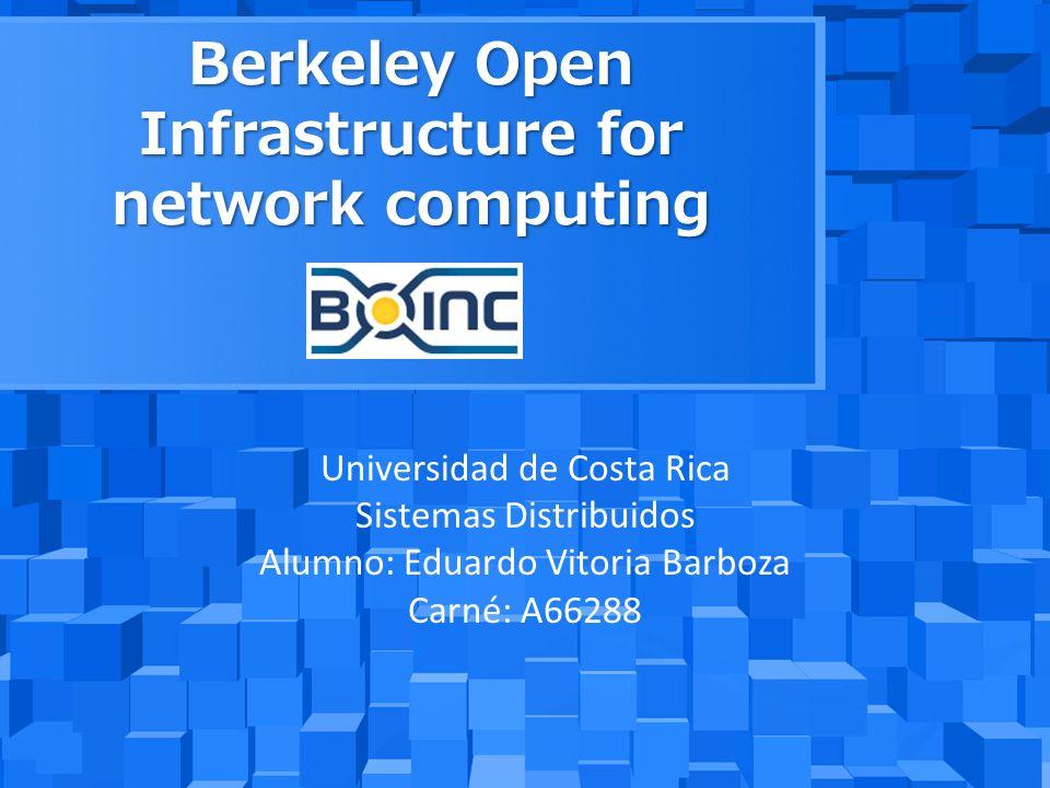 Berkeley Open Infrastructure for network computing