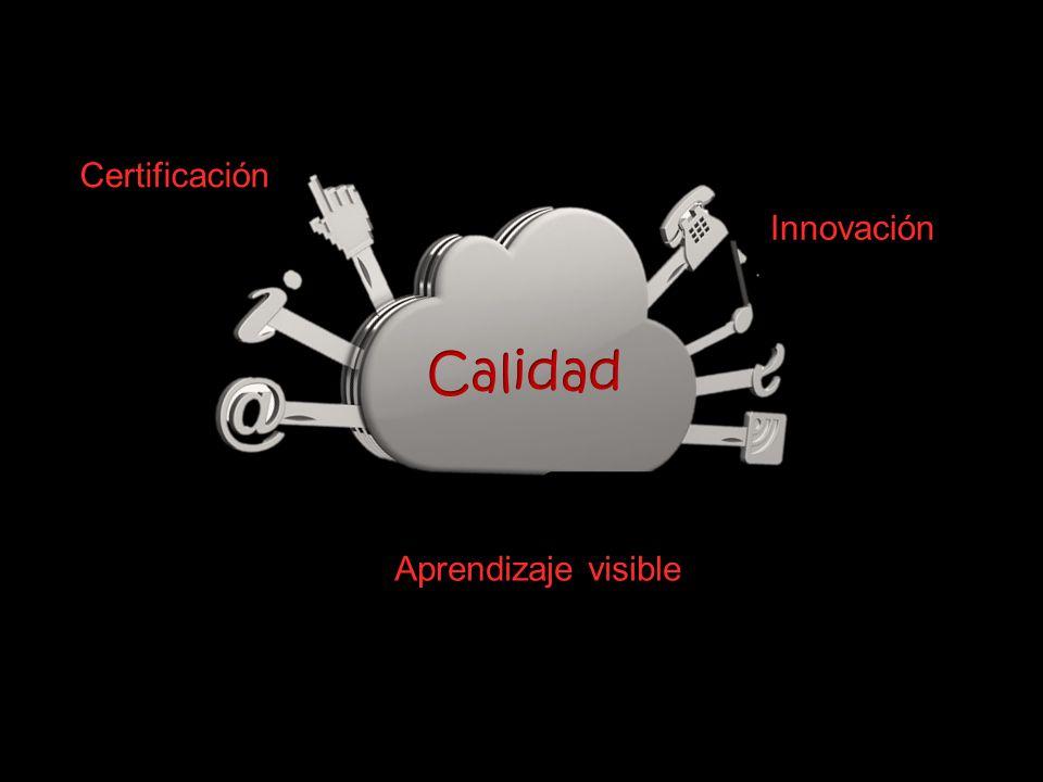 Certificación Innovación Calidad Aprendizaje visible