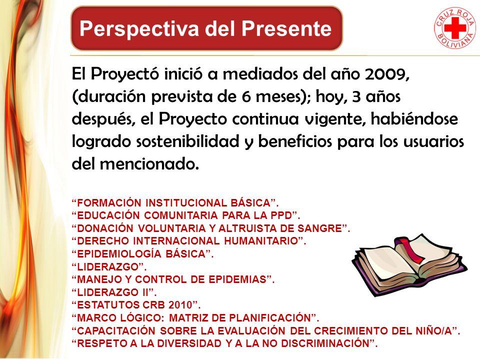 Perspectiva del Presente