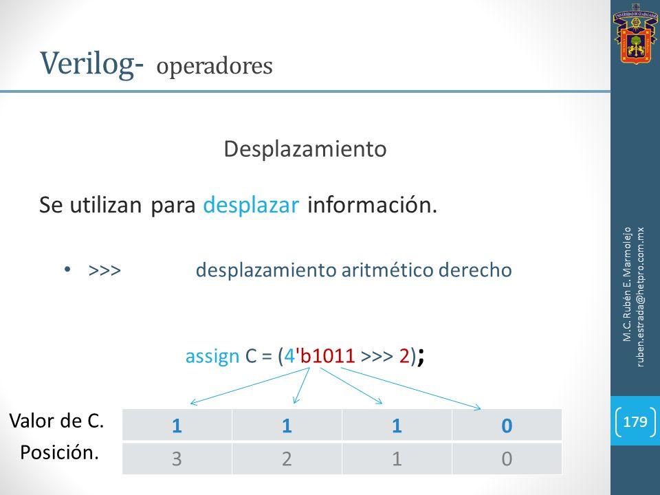 assign C = (4 b1011 >>> 2);