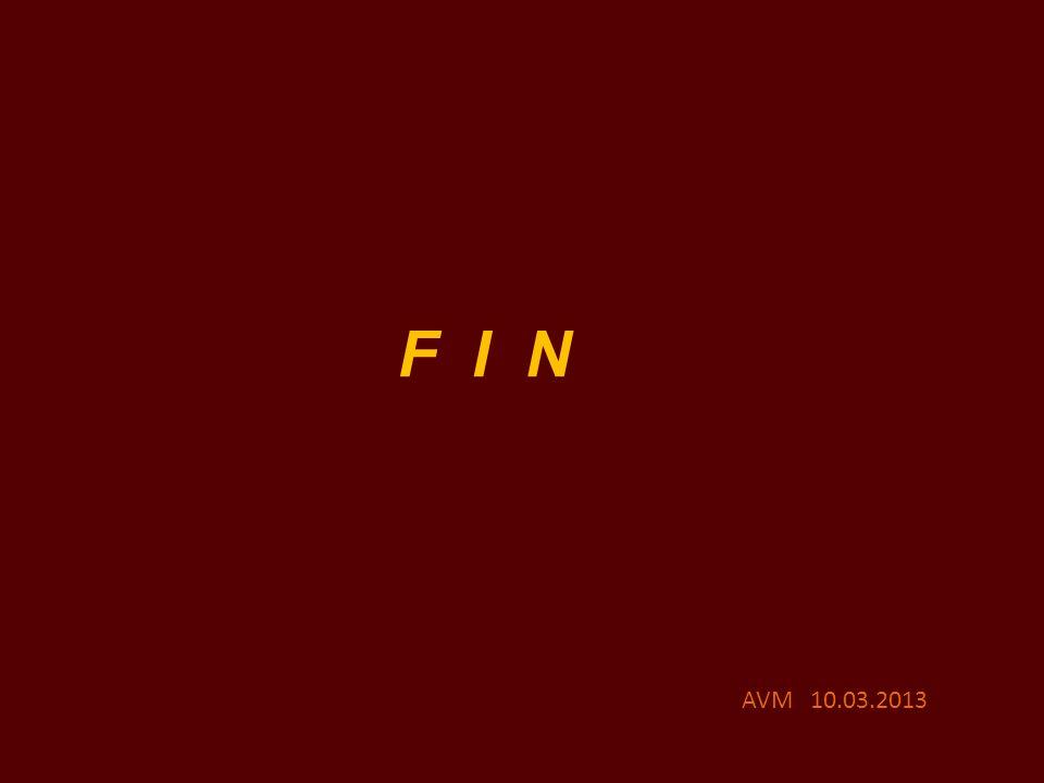 F I N AVM 10.03.2013