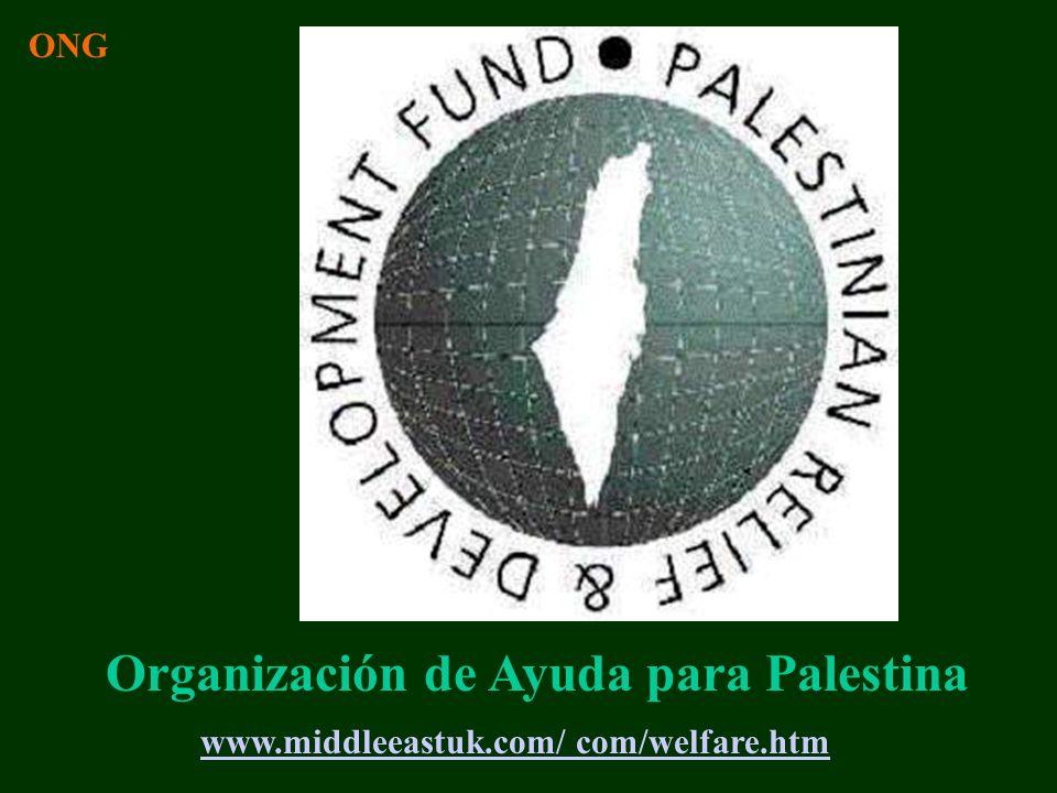 Organización de Ayuda para Palestina