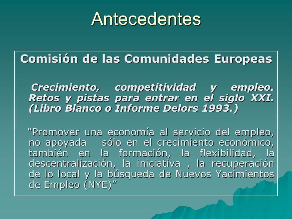 Comisión de las Comunidades Europeas