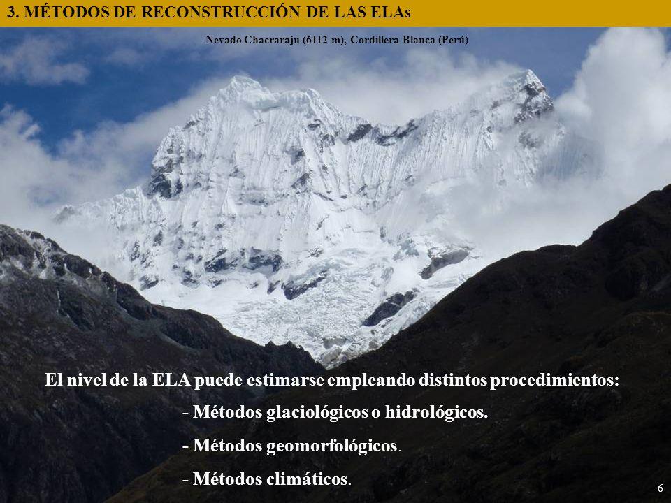 Nevado Chacraraju (6112 m), Cordillera Blanca (Perú)