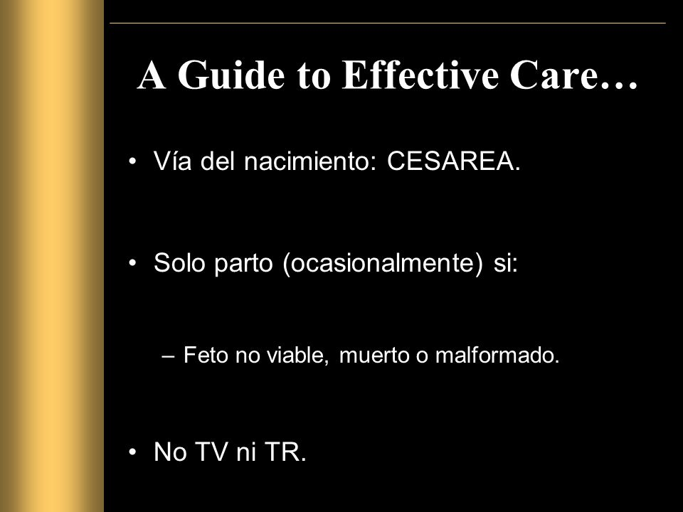 A Guide to Effective Care…