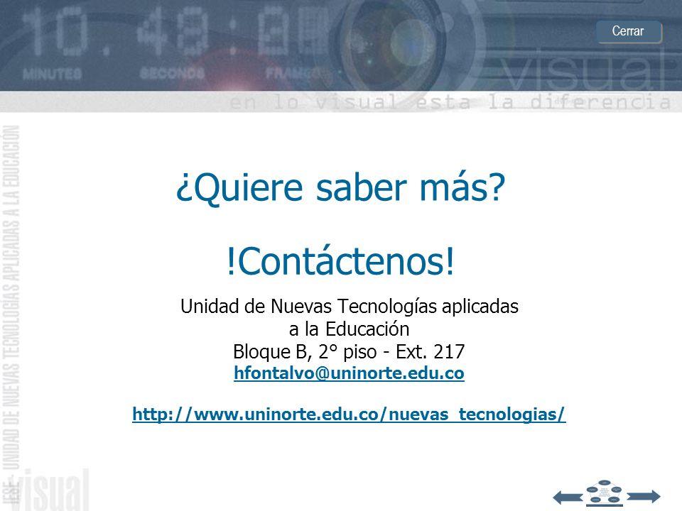Unidad de Nuevas Tecnologías aplicadas