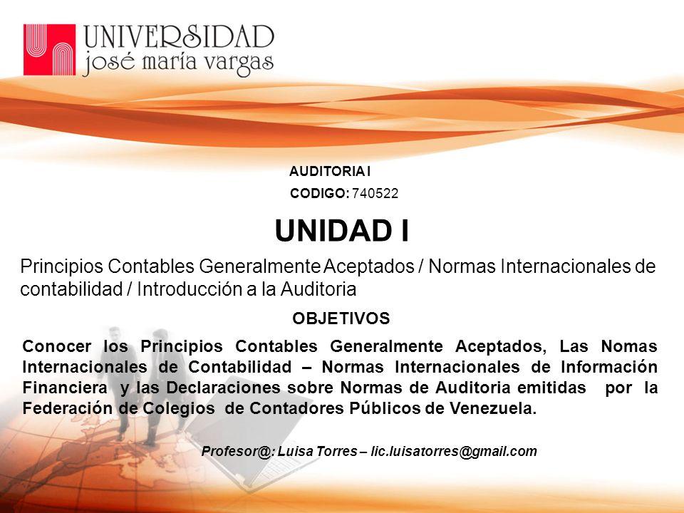 Profesor@: Luisa Torres – lic.luisatorres@gmail.com