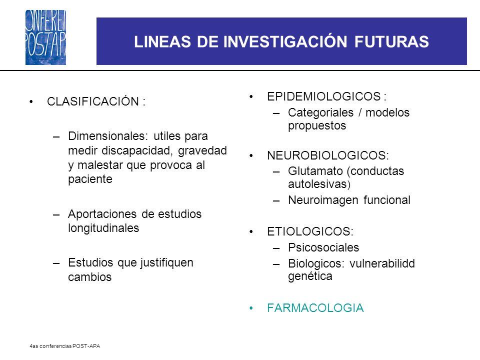 LINEAS DE INVESTIGACIÓN FUTURAS