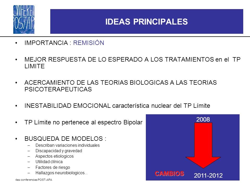 IDEAS PRINCIPALES IMPORTANCIA : REMISIÓN