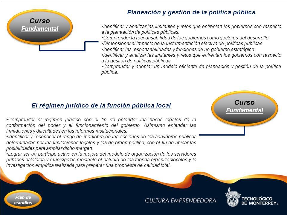 El régimen jurídico de la función pública local