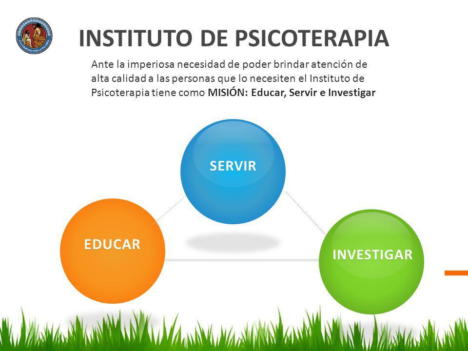 INSTITUTO DE PSICOTERAPIA