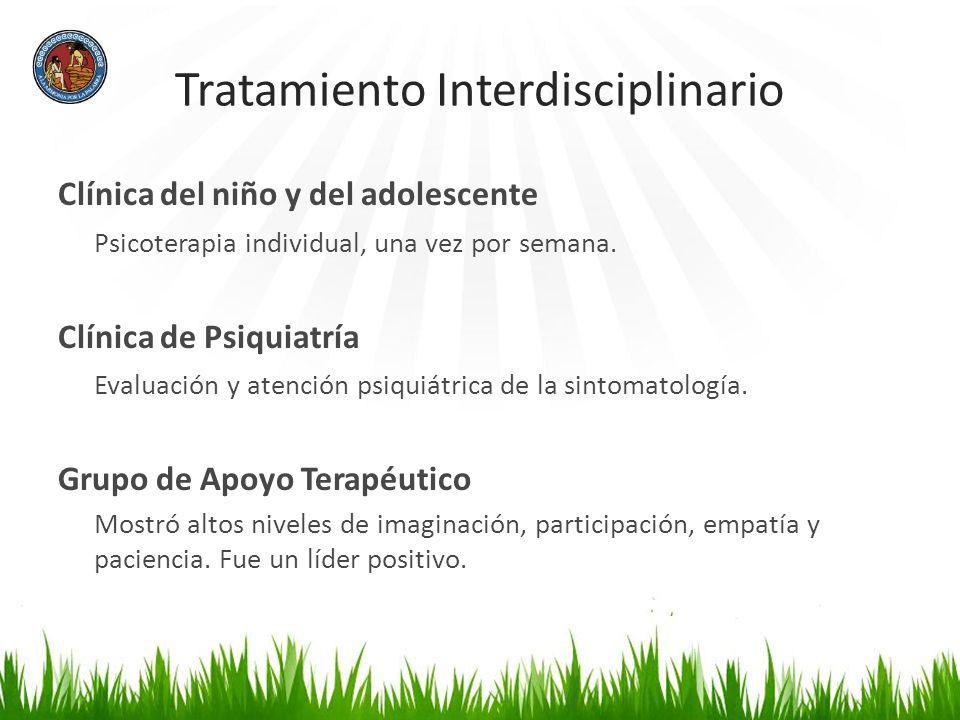 Tratamiento Interdisciplinario
