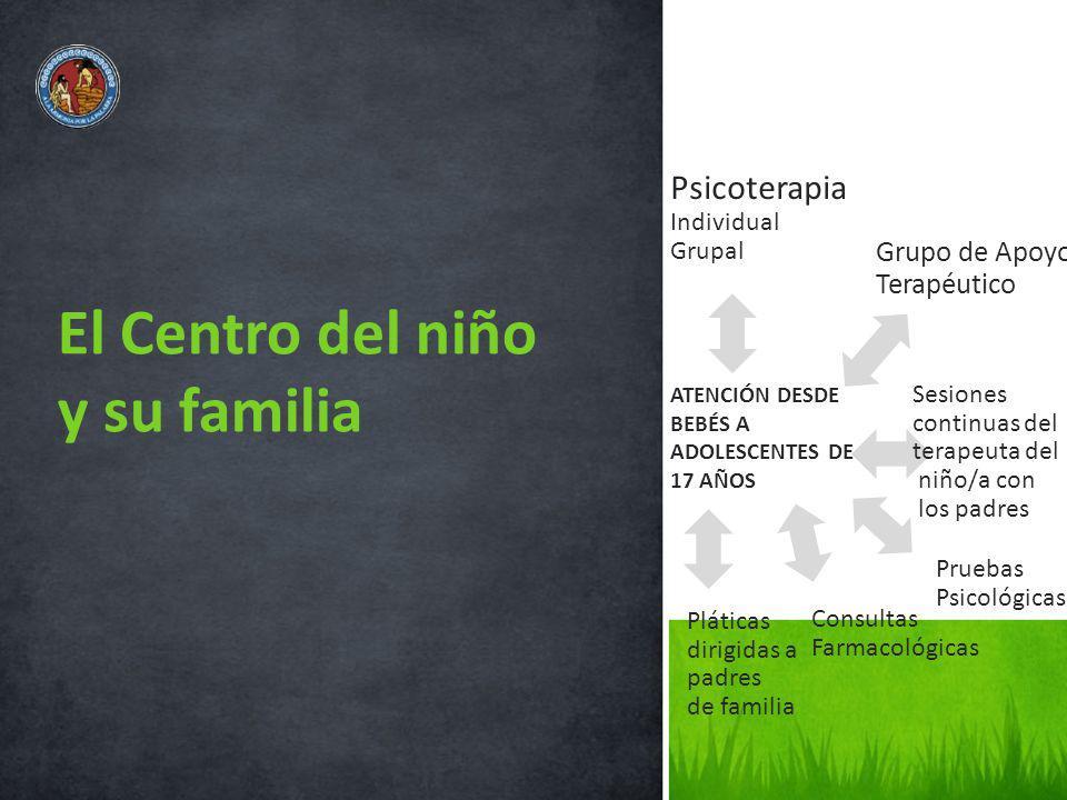 El Centro del niño y su familia