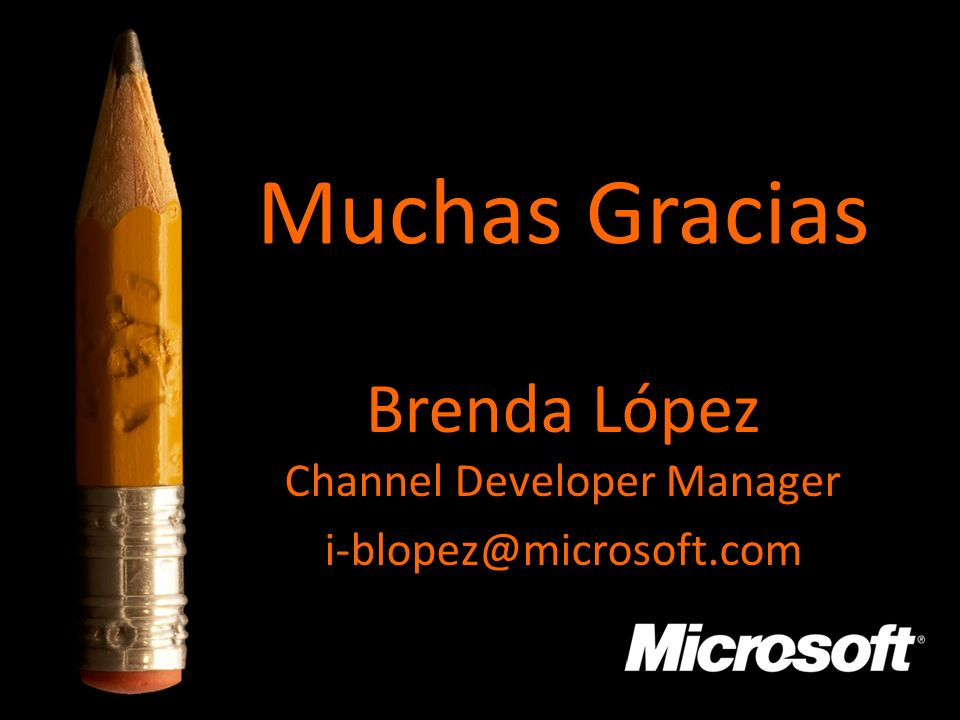 Brenda López Channel Developer Manager