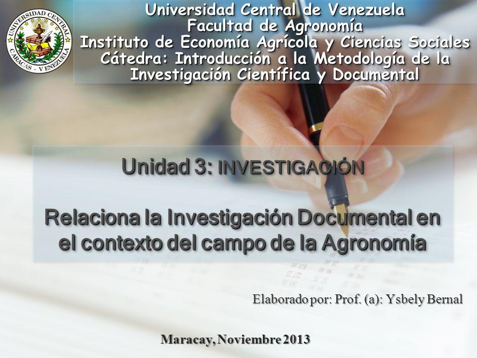 Elaborado por: Prof. (a): Ysbely Bernal