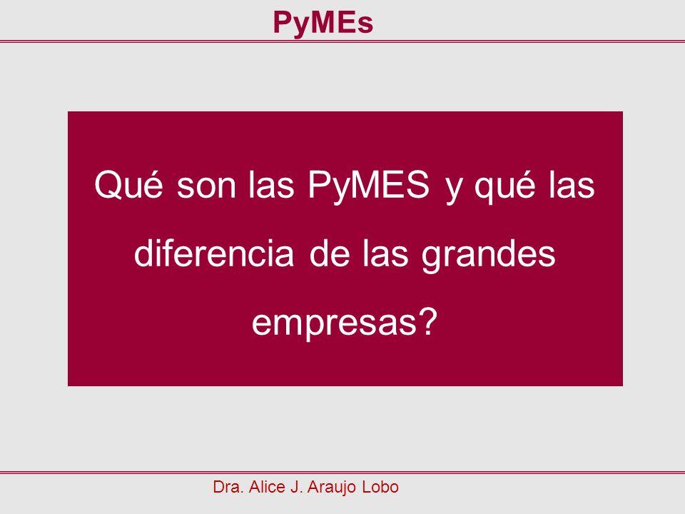 Qué son las PyMES y qué las diferencia de las grandes empresas