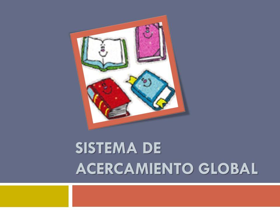 Sistema de acercamiento global