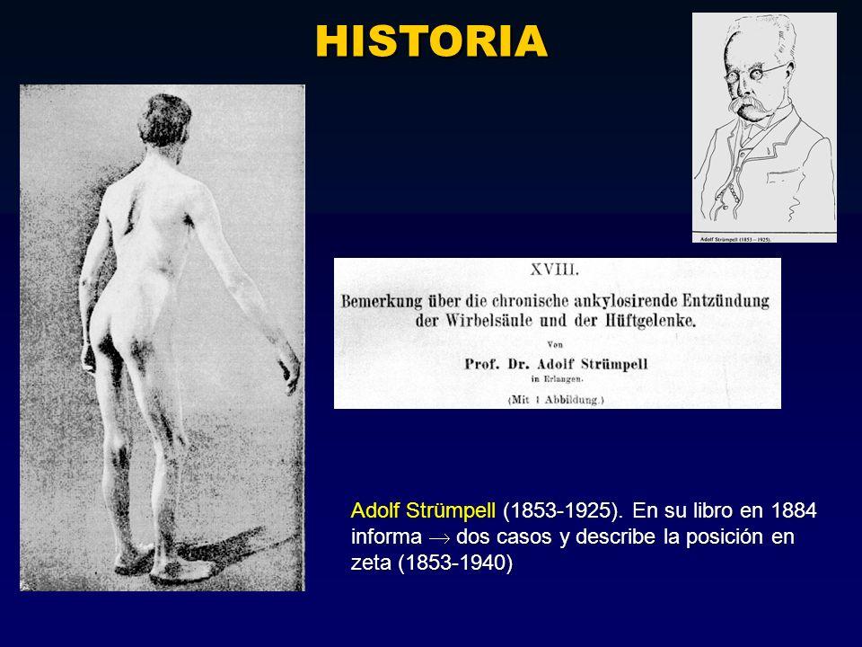 HISTORIA Adolf Strümpell (1853-1925).