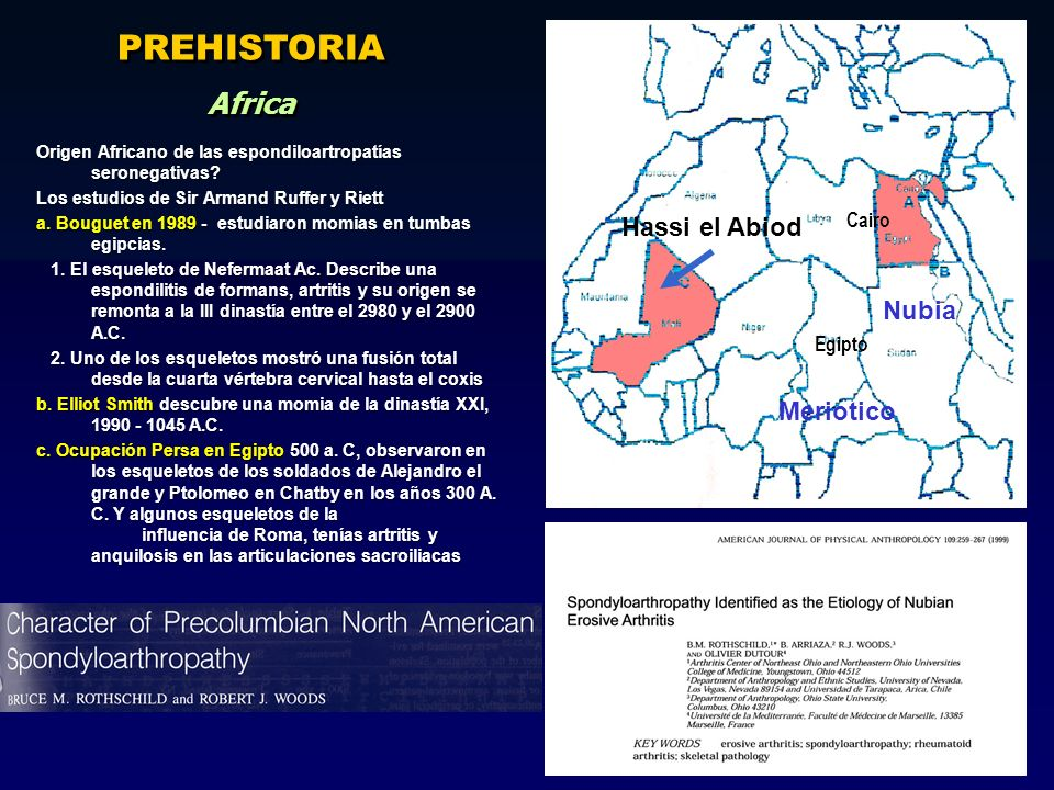 PREHISTORIA Africa Hassi el Abiod Nubia Meriotico Cairo Egipto