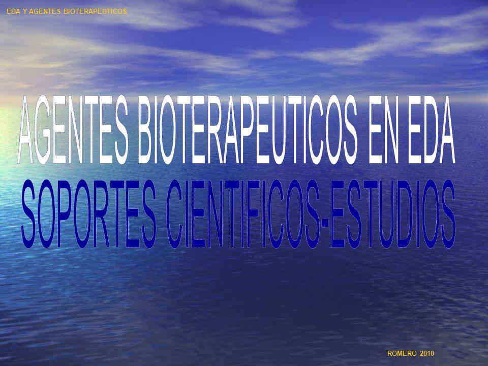 AGENTES BIOTERAPEUTICOS EN EDA