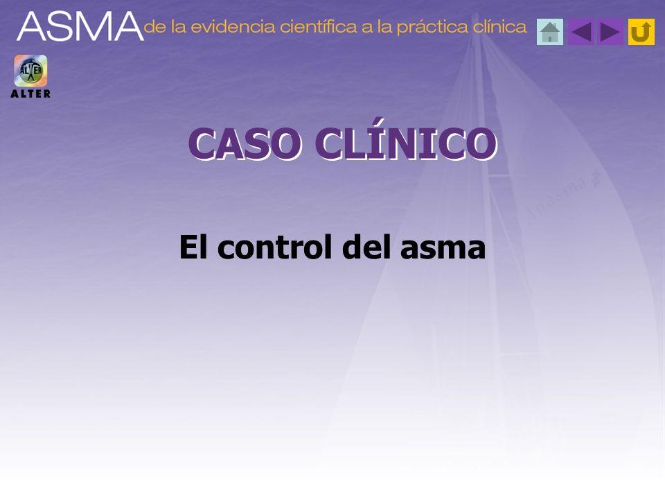 CASO CLÍNICO El control del asma