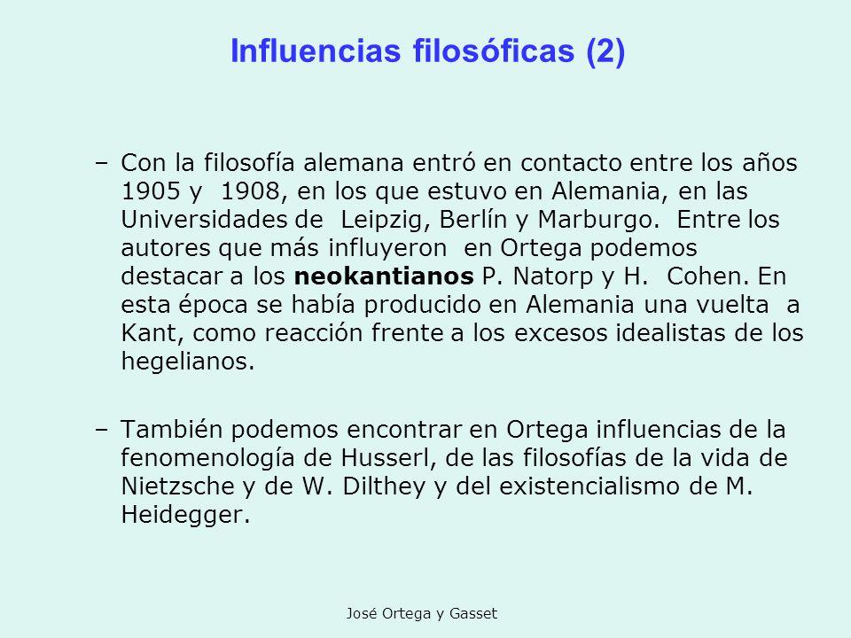 Influencias filosóficas (2)