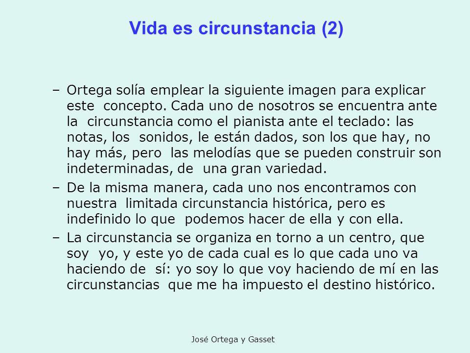 Vida es circunstancia (2)