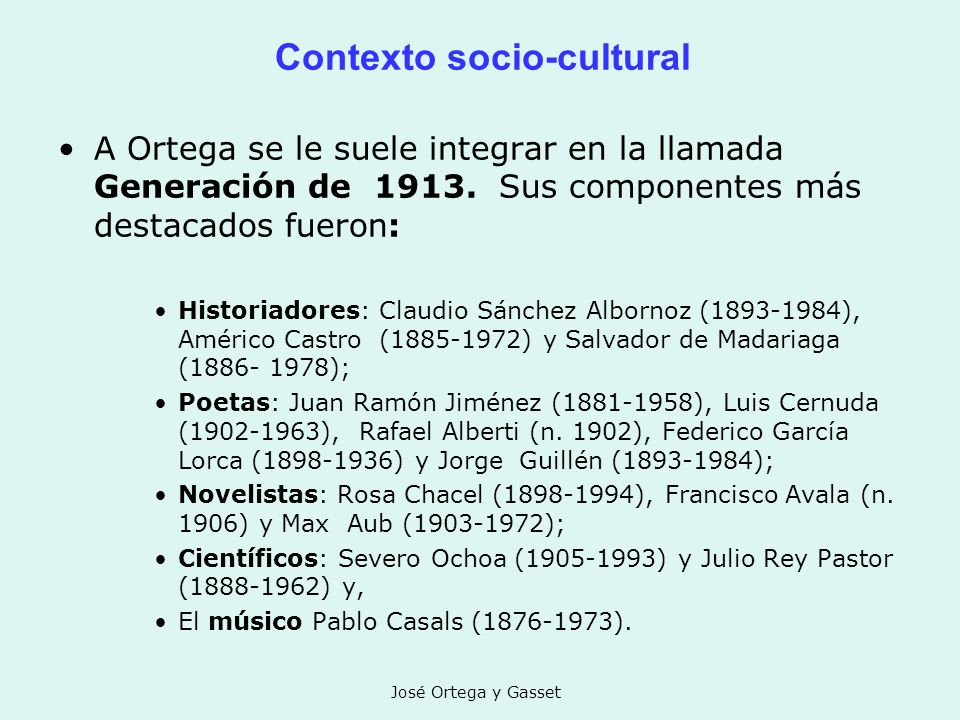 Contexto socio-cultural