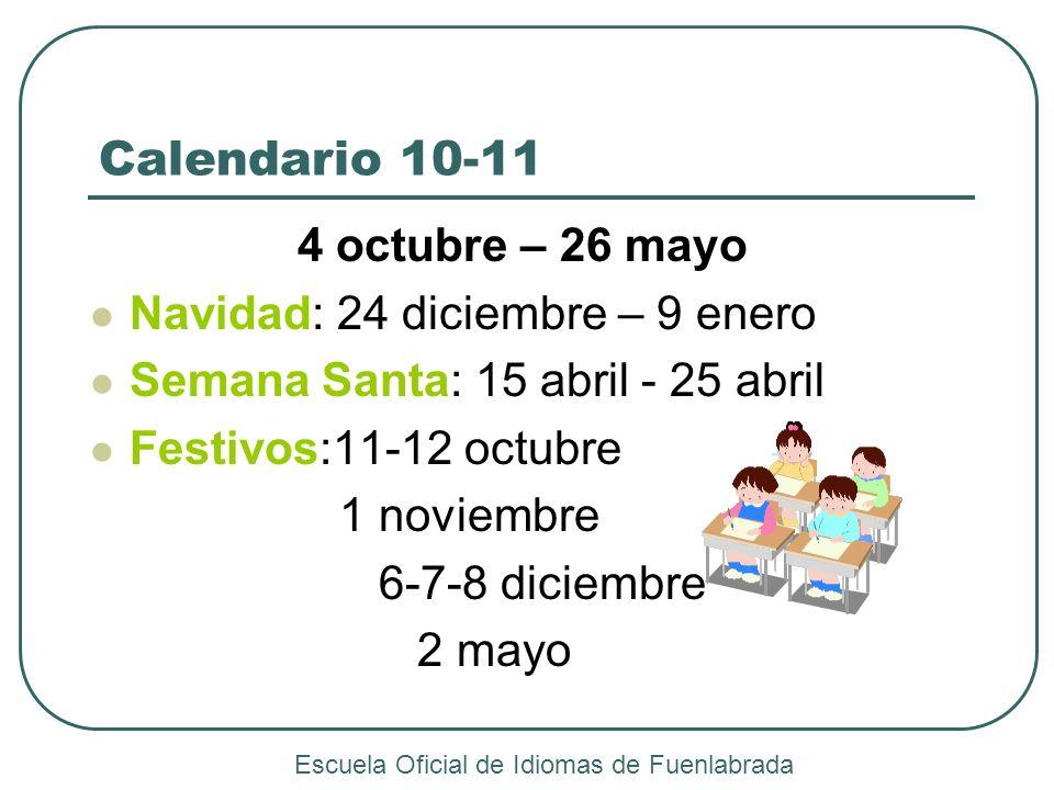 Escuela Oficial de Idiomas de Fuenlabrada