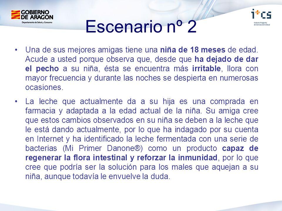 Escenario nº 2